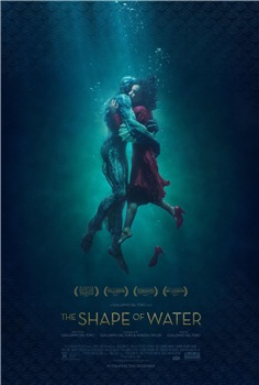 the shape of water kinox