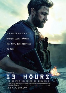 13 Hours: The Secret Soldiers of Benghazi (2016) stream deutsch