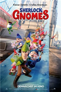 Sherlock Gnomes (2018) stream deutsch