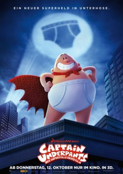 Captain Underpants - Der supertolle erste Film (2017) stream deutsch