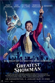 Greatest Showman (2017) stream deutsch