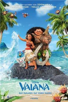 Vaiana (2016) stream deutsch