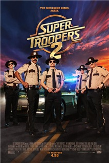 Super Troopers 2 (2018) stream deutsch