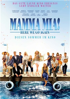 Mamma Mia 2: Here We Go Again (2018) stream deutsch