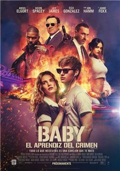 Baby Driver (2017) stream deutsch
