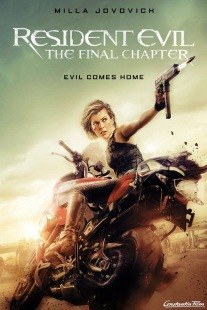 Resident Evil: The Final Chapter (2016) stream deutsch