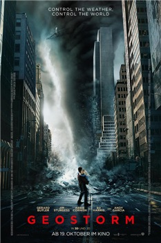 Geostorm (2017) stream deutsch