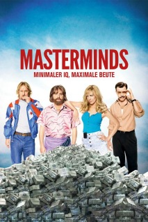 Masterminds (2016) stream deutsch